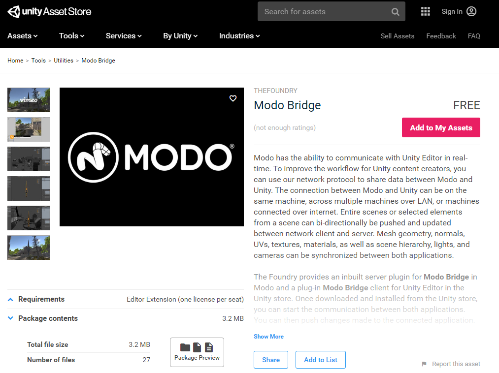 modo_bridge
