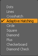 Adaptive Hatching