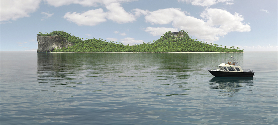 Poul Resen Steenstrup Island